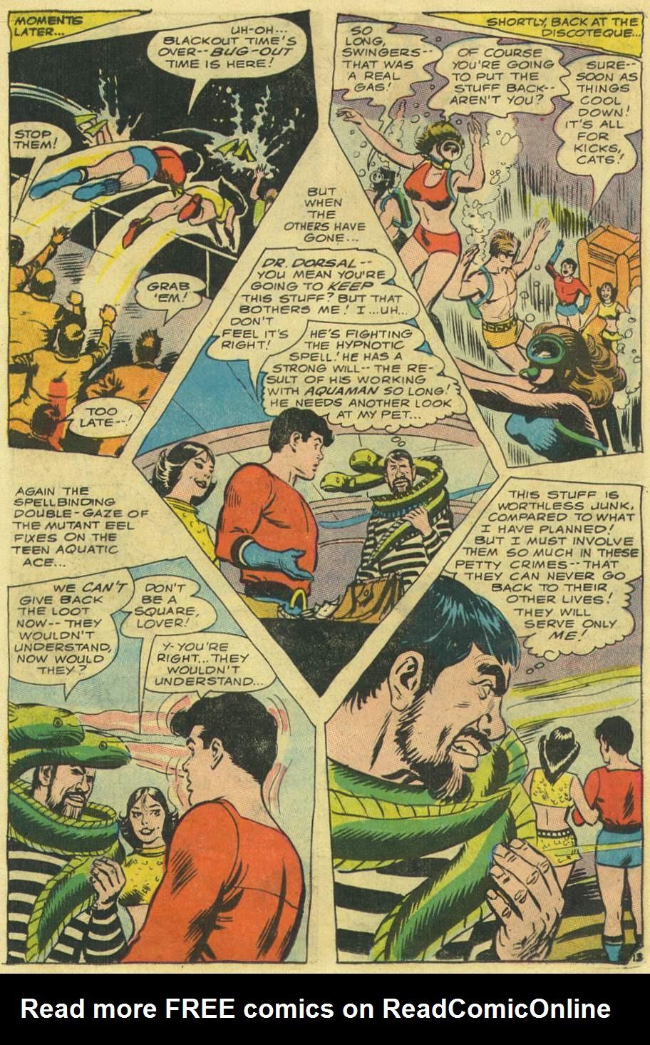 Aquaman (1962) Issue #33 #33 - English 18