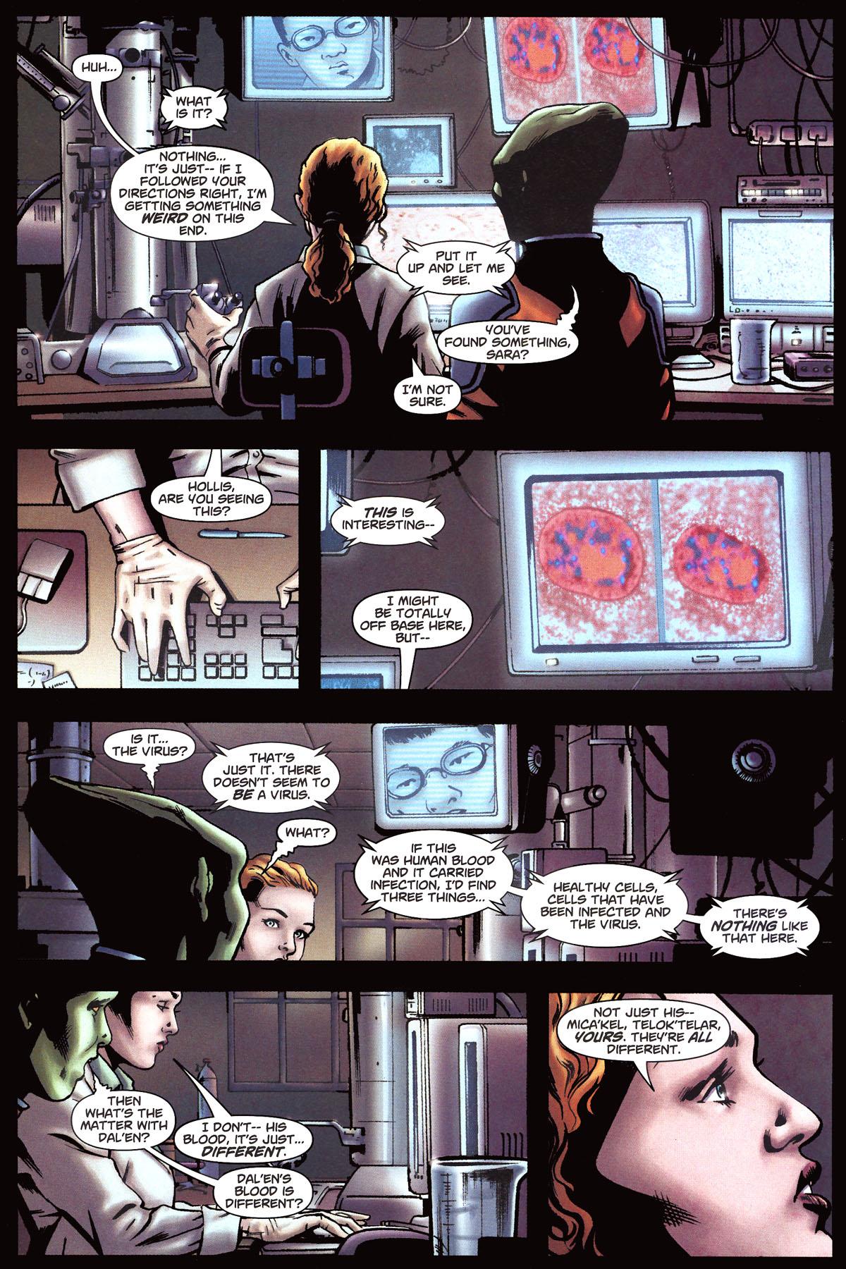 Read online Martian Manhunter (2006) comic -  Issue #6 - 20