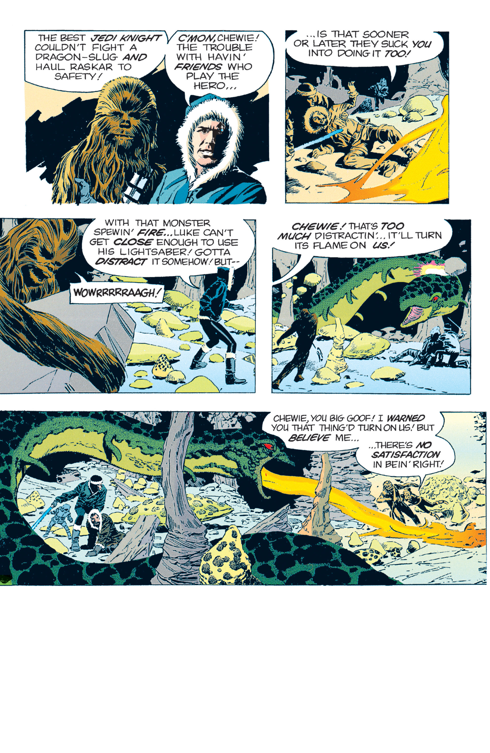 Classic Star Wars #20 #20 - English 8
