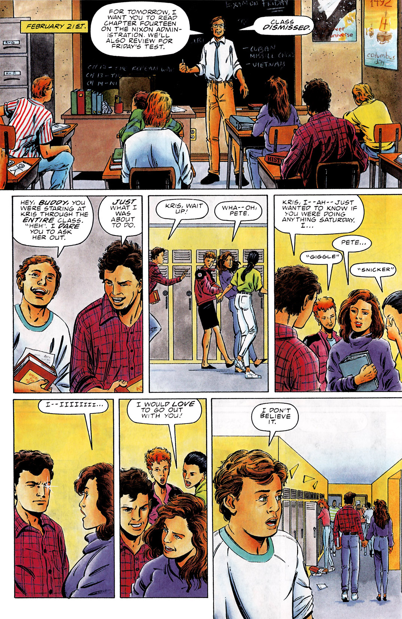 Harbinger (1992) #0 #43 - English 5