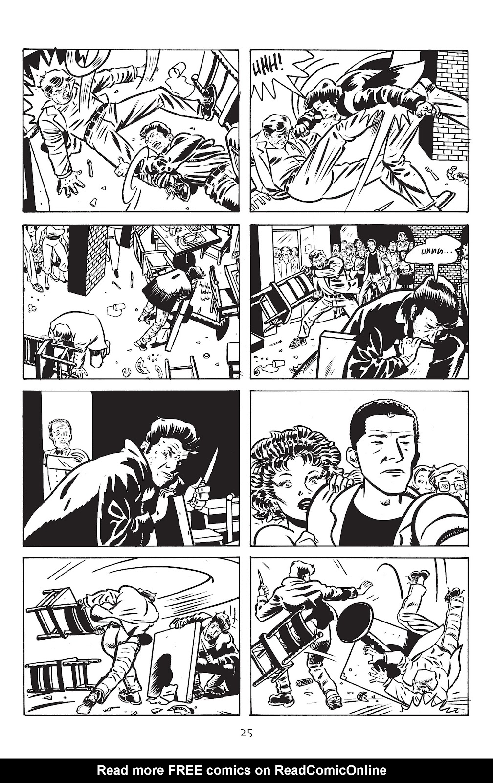 Stray Bullets Issue #17 #17 - English 27