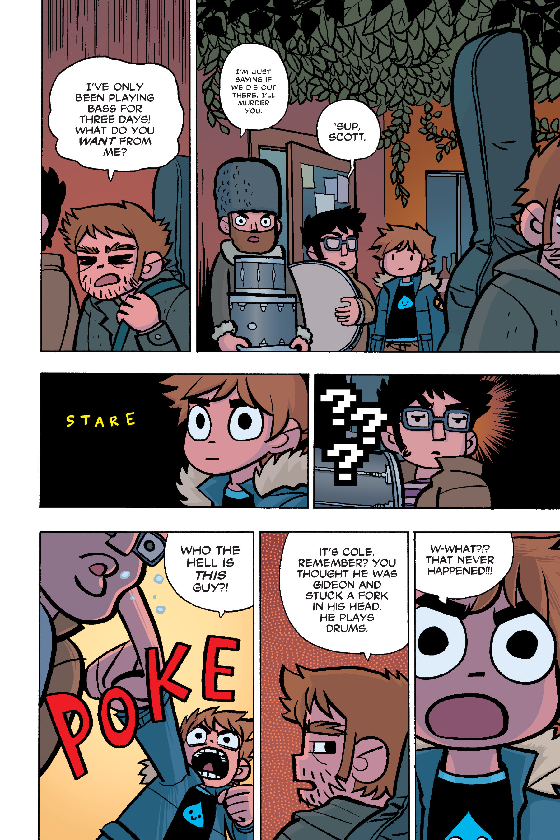 Read online Scott Pilgrim comic -  Issue #6 - 29
