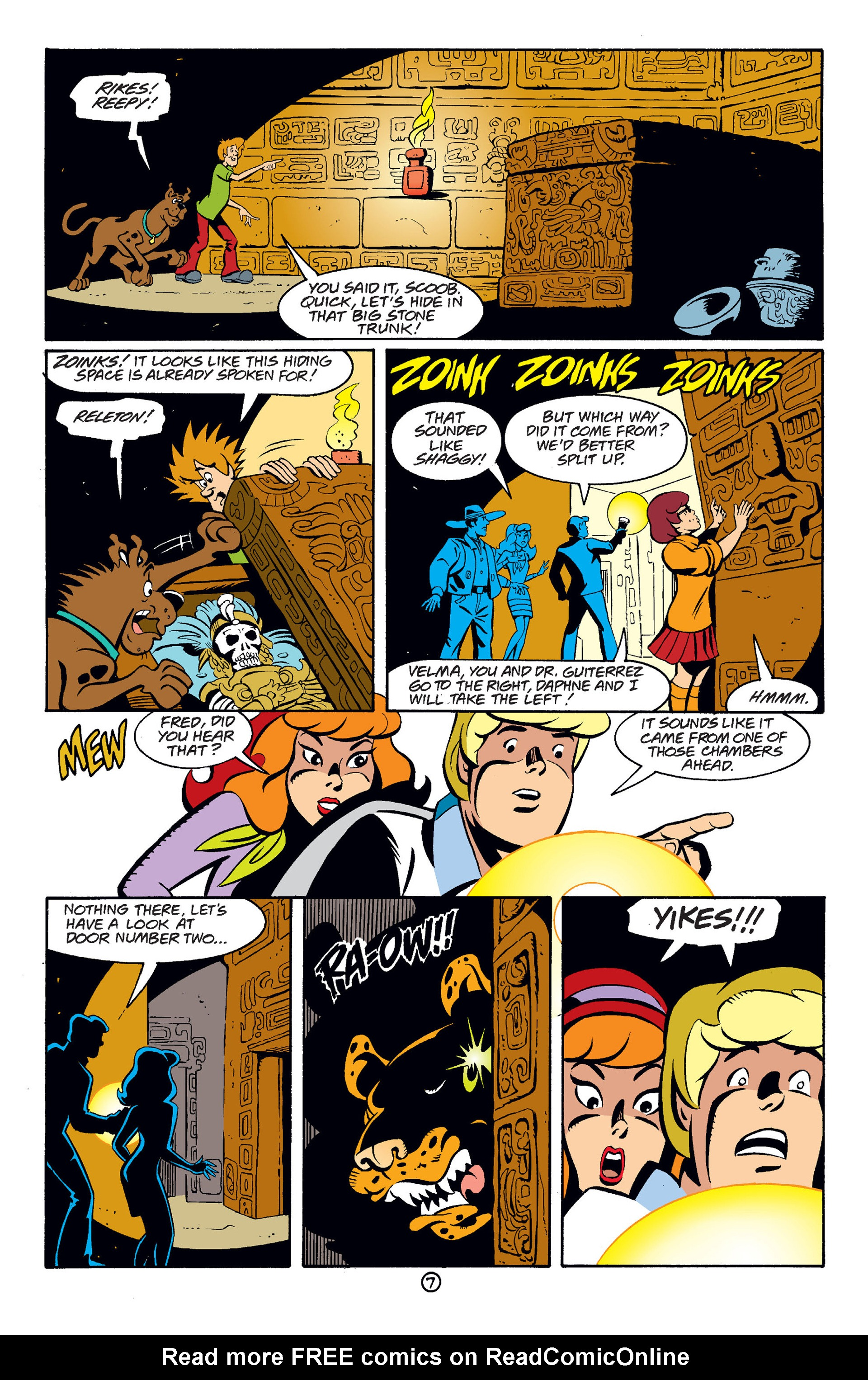 Read online Scooby-Doo (1997) comic -  Issue #38 - 8