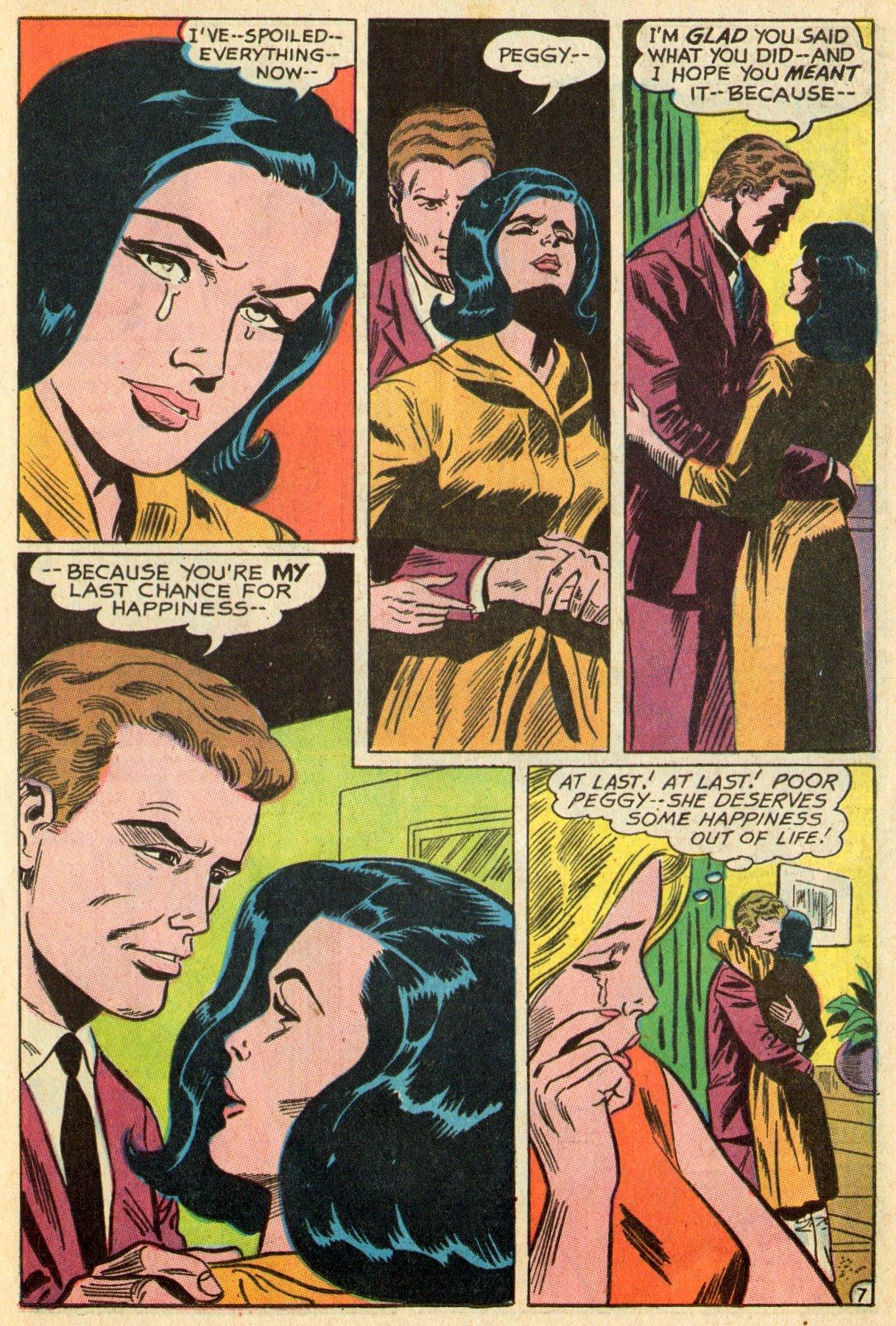 Read online Secret Hearts comic -  Issue #119 - 25