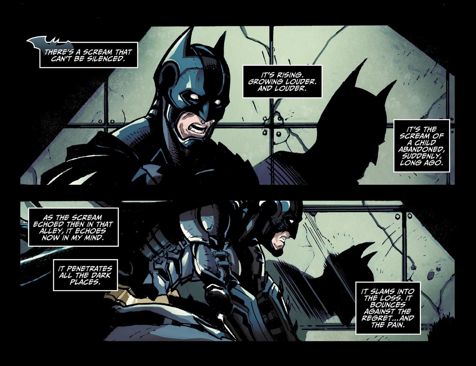 Injustice: Gods Among Us [I] Issue #14 #15 - English 3