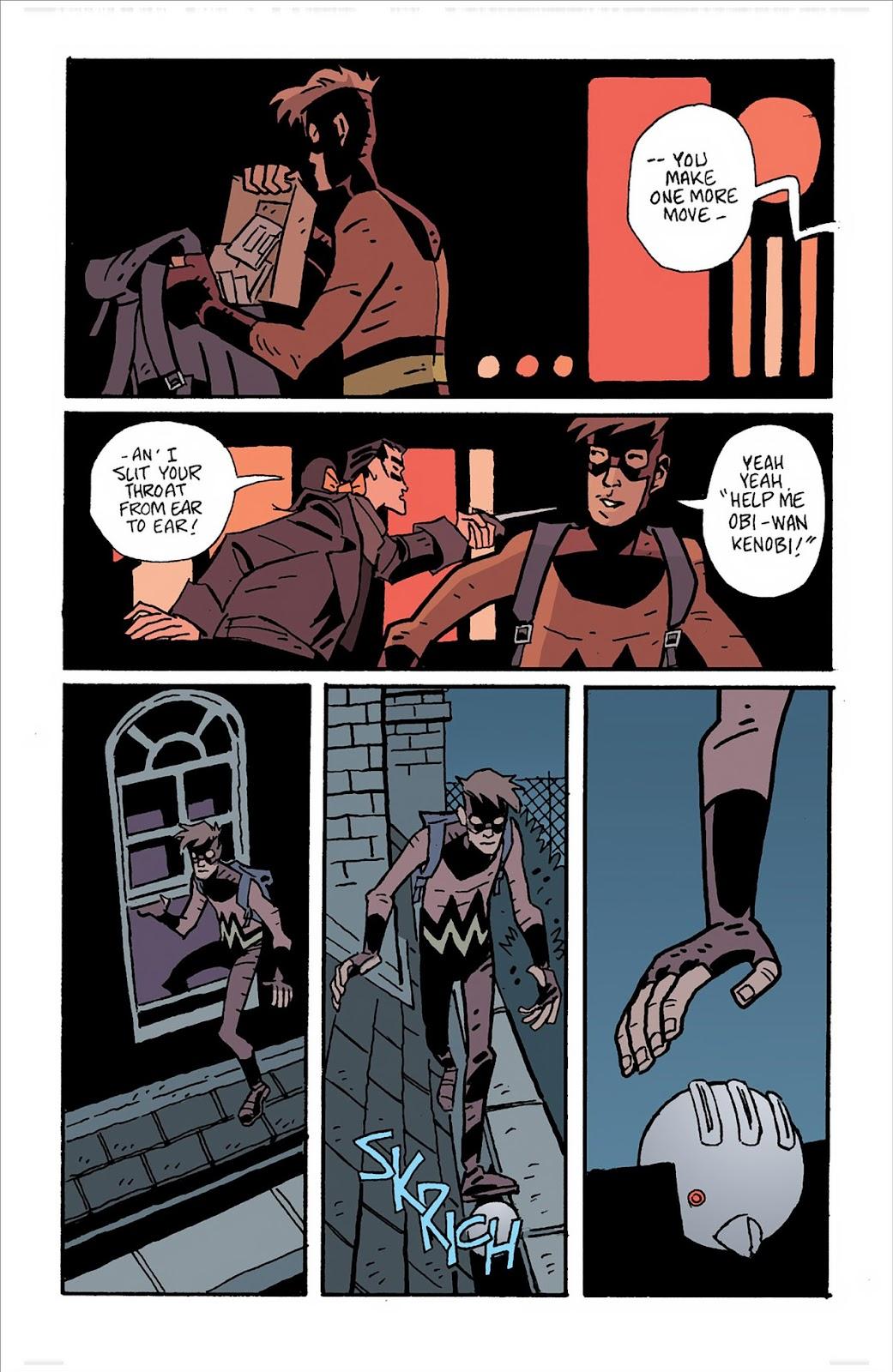 Mudman Issue #3 #3 - English 13