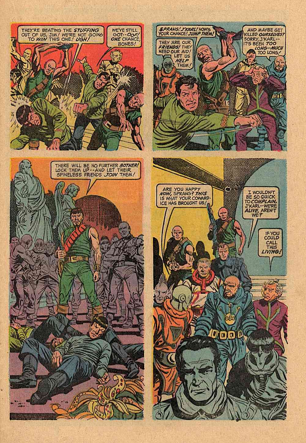 Star Trek (1967) Issue #15 #15 - English 16
