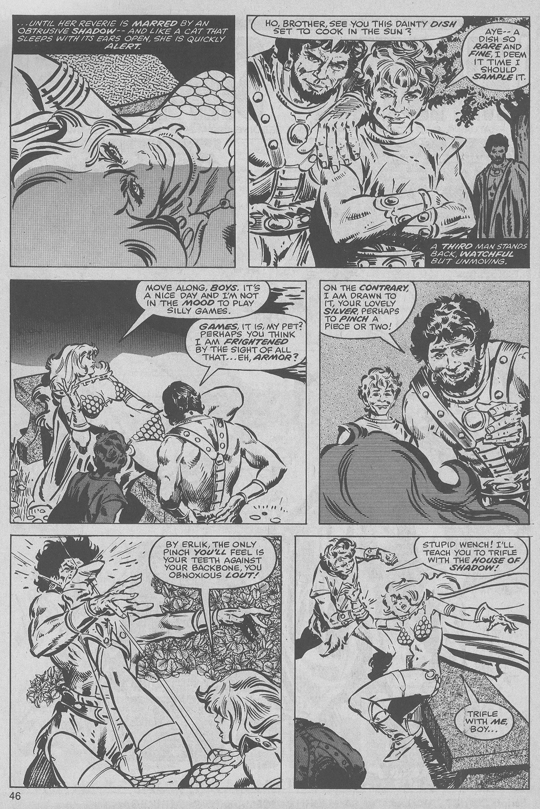 The Savage Sword Of Conan Issue #45 #46 - English 46