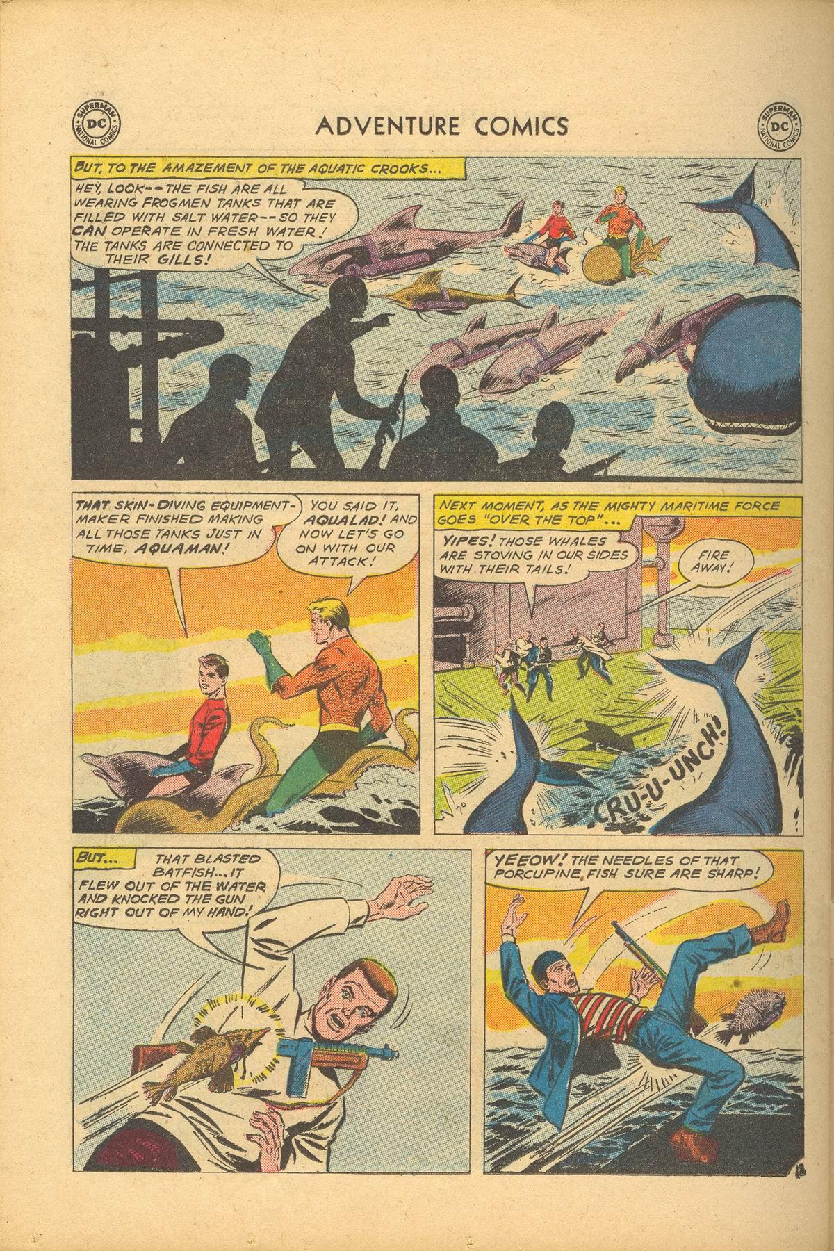 Read online Adventure Comics (1938) comic -  Issue #284 - 30