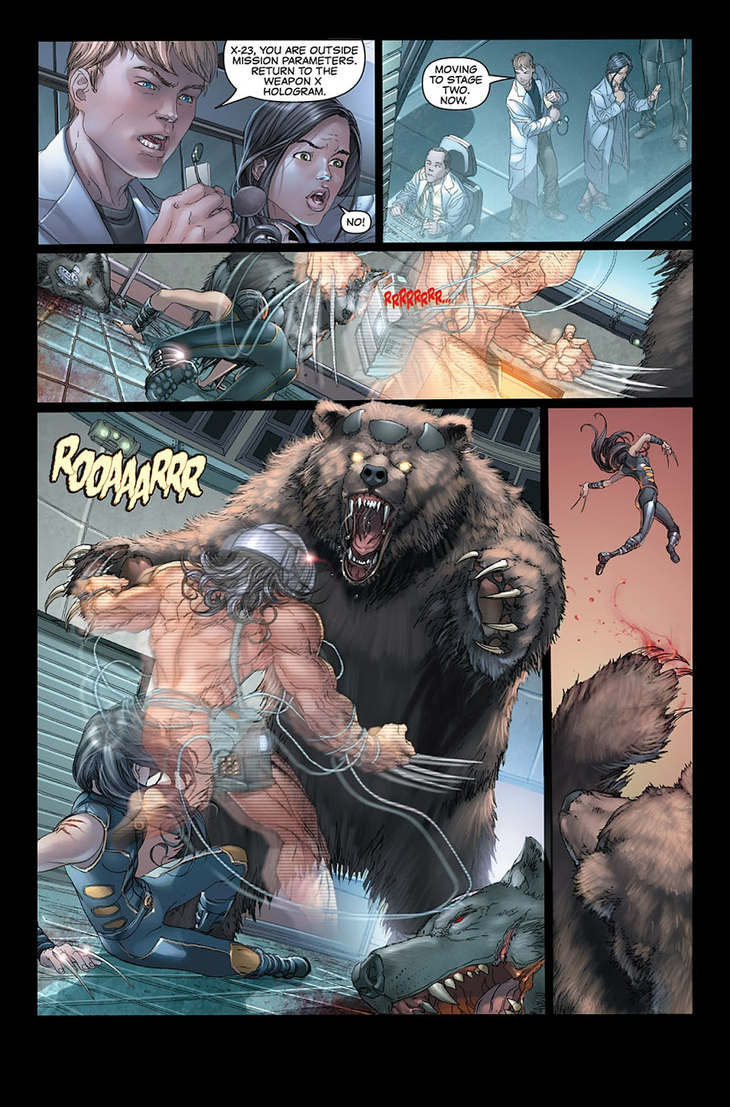 X-23: Target X Issue #1 #1 - English 6