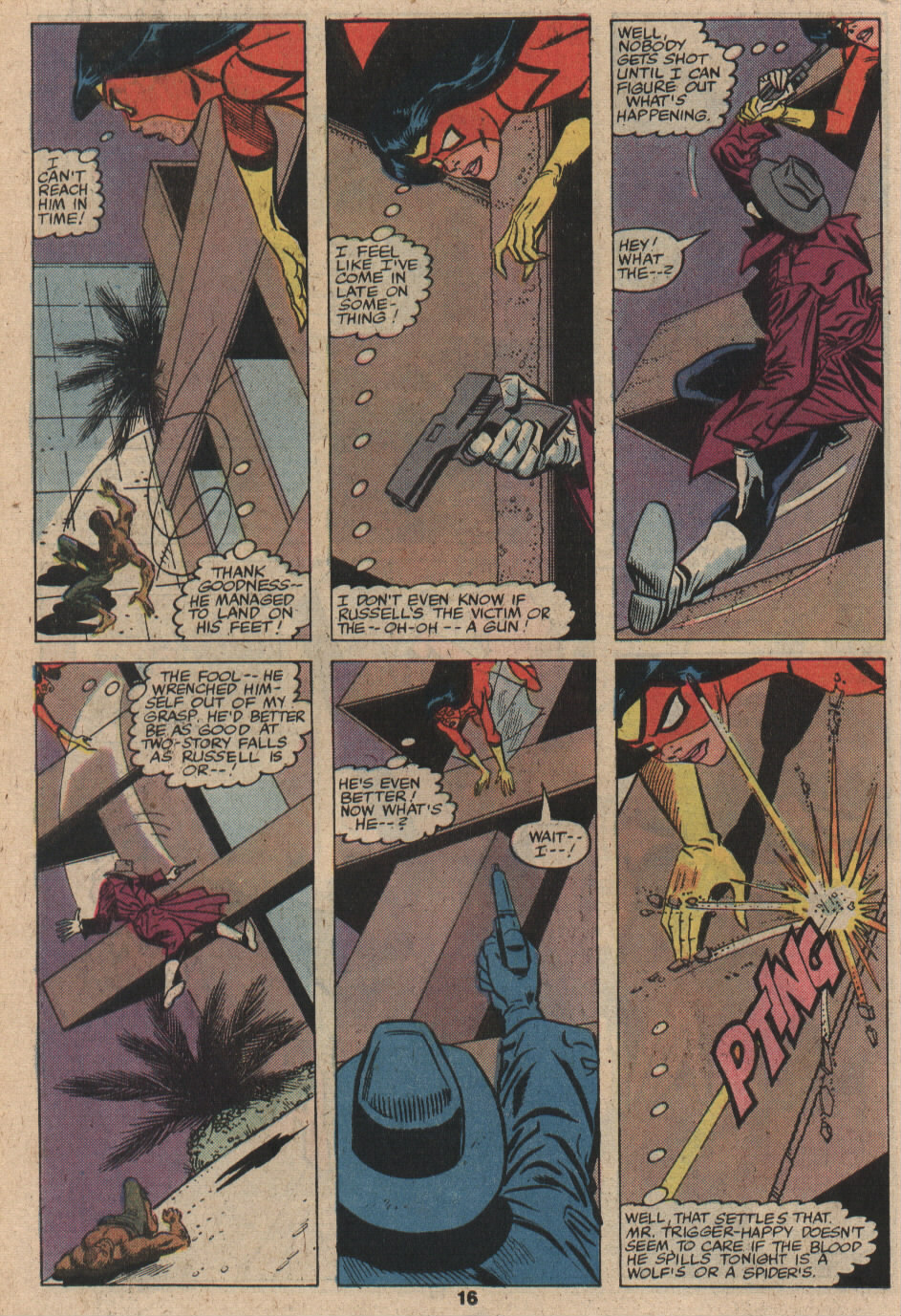Spider-Woman (1978) #19 #32 - English 11