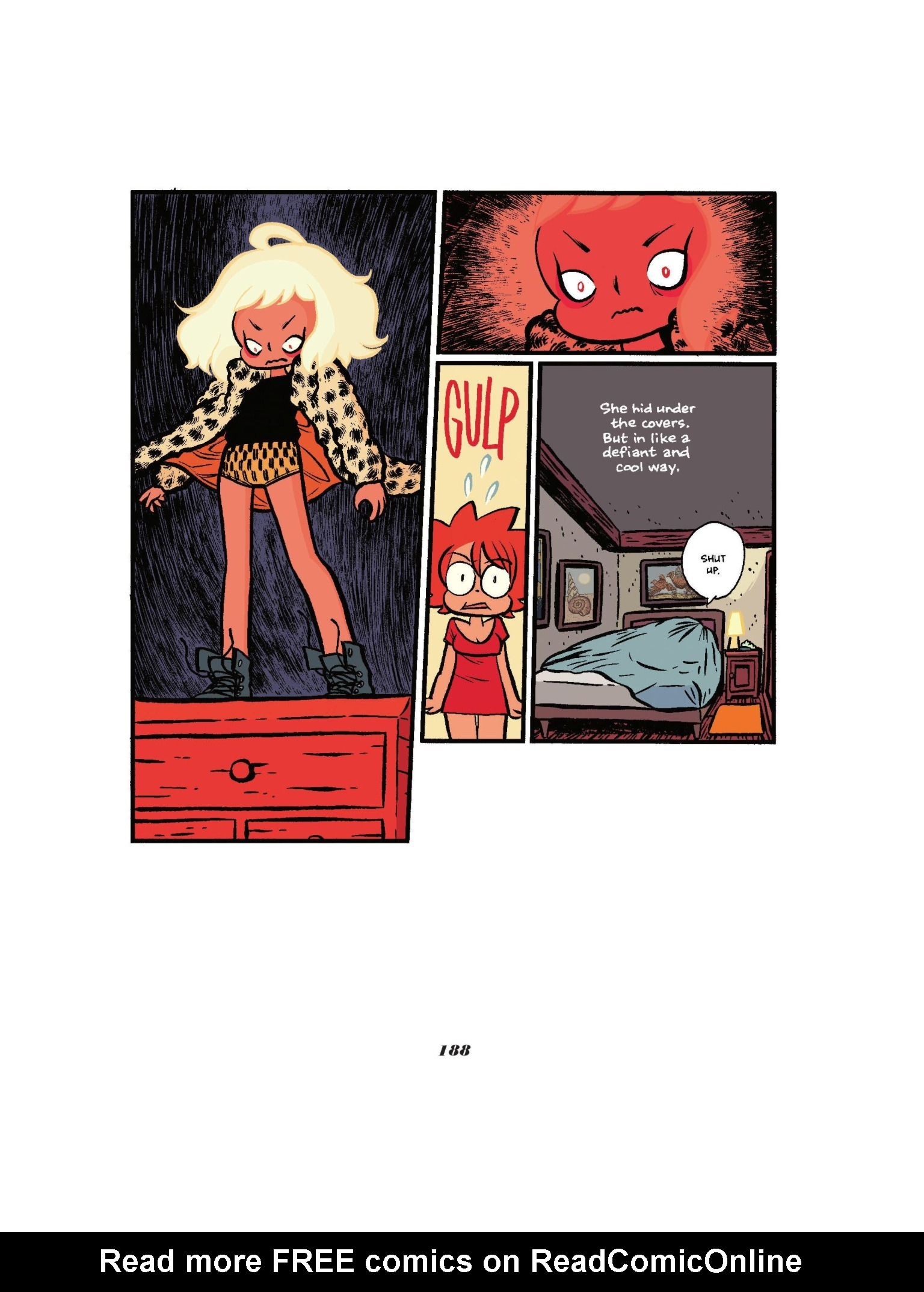 Read online Seconds comic -  Issue # Full - 189