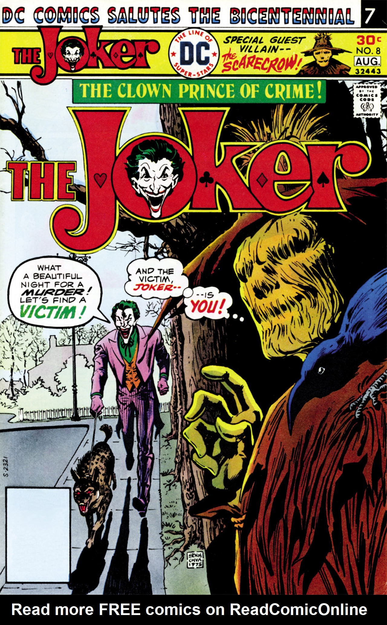 The Joker issue 8 - Page 1