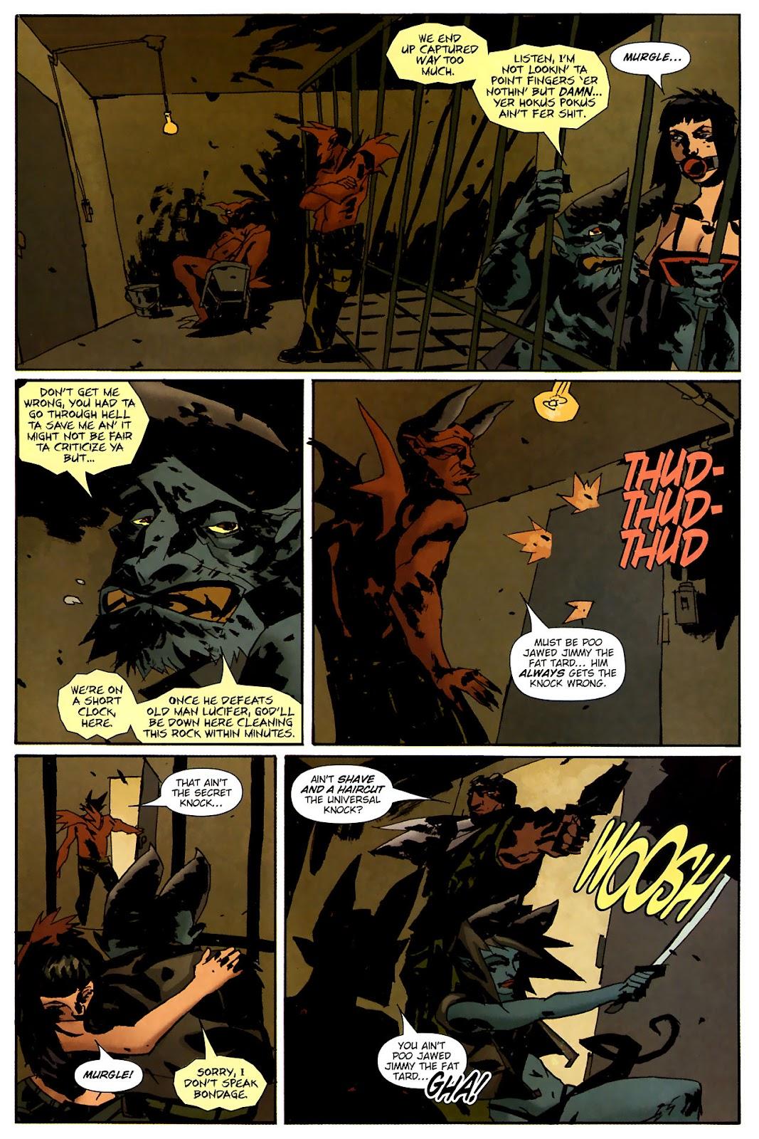 Strange Girl Issue #15 #16 - English 17