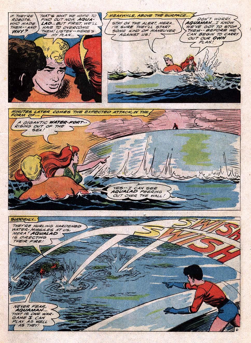 Aquaman (1962) Issue #27 #27 - English 9