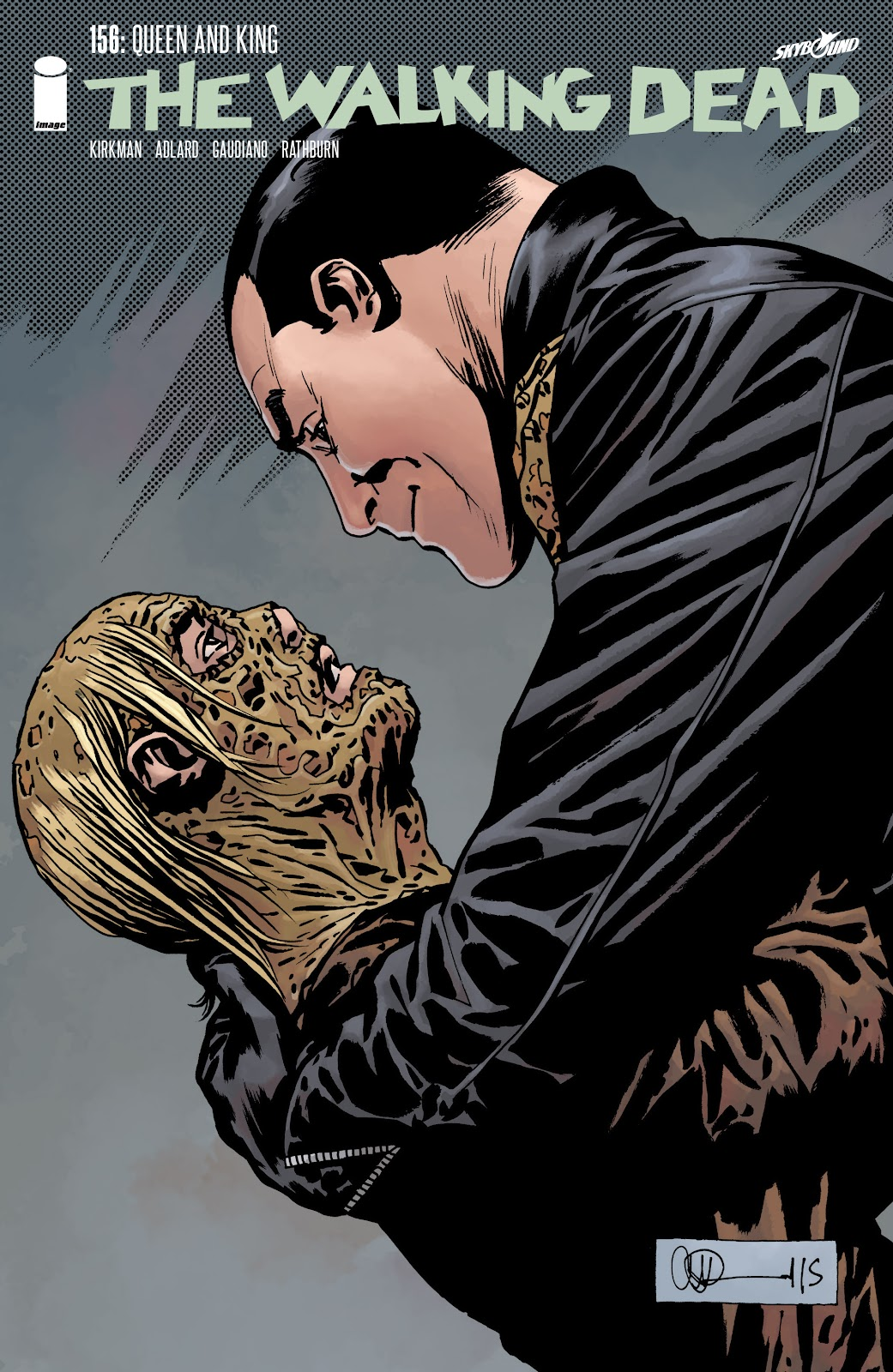 The Walking Dead Issue #156 Page 1