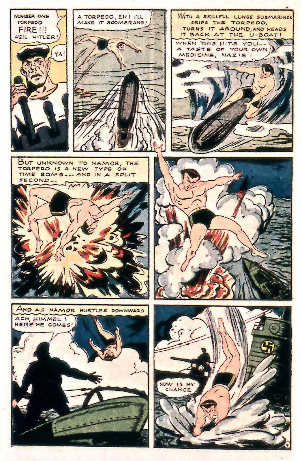 Sub-Mariner Comics Issue #14 #14 - English 6
