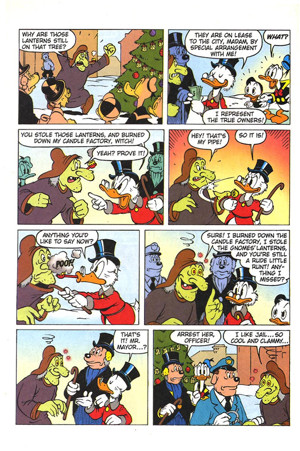 Uncle Scrooge (1953) Issue #308 #308 - English 23