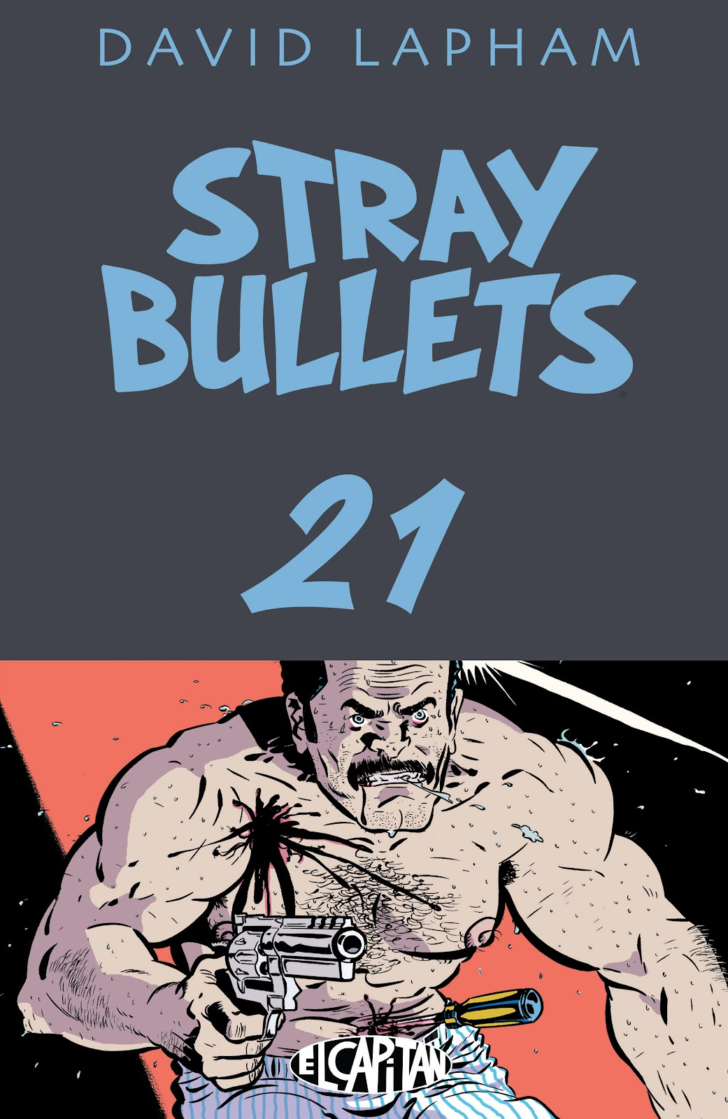 Stray Bullets Issue #21 #21 - English 1