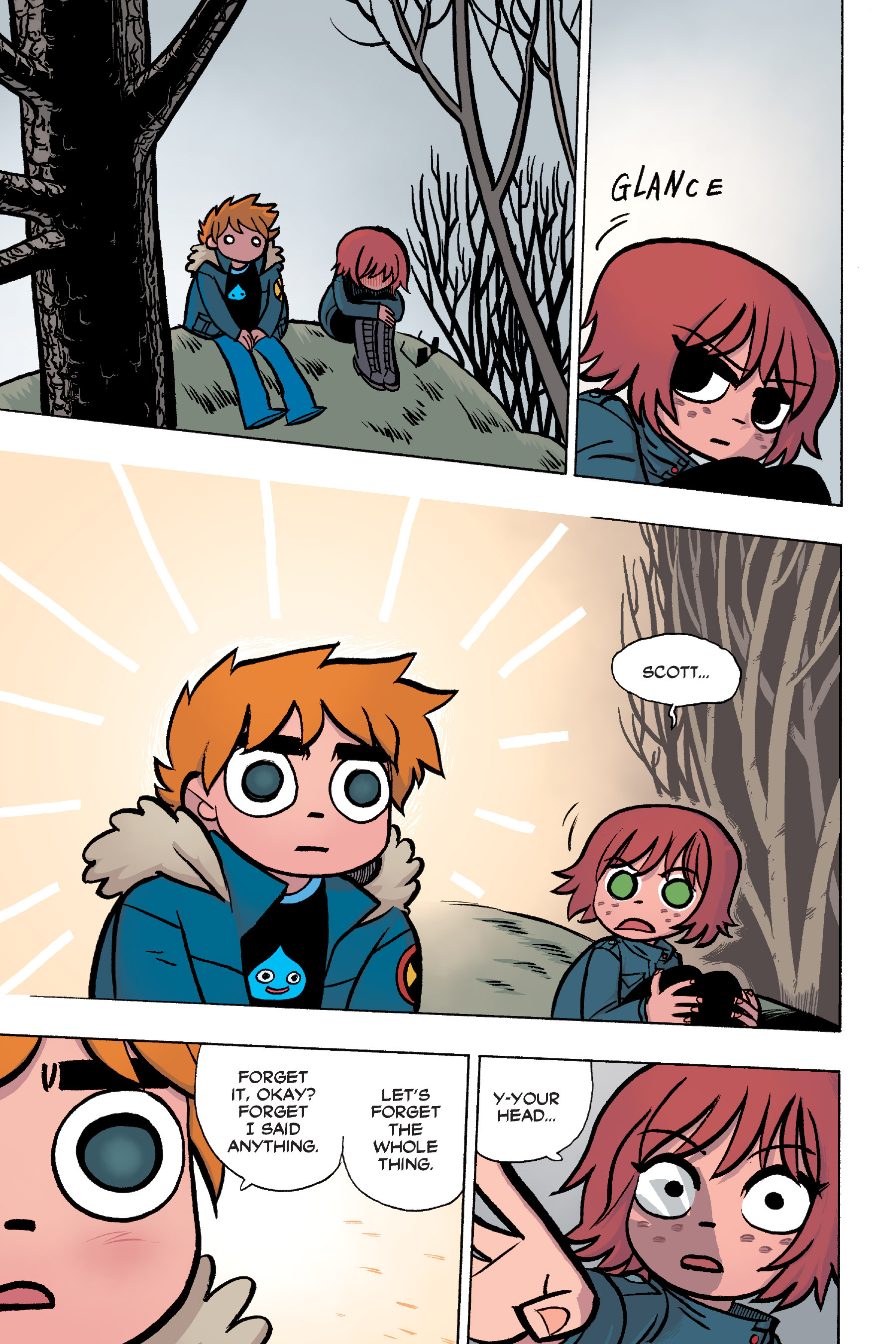 Read online Scott Pilgrim comic -  Issue #6 - 74