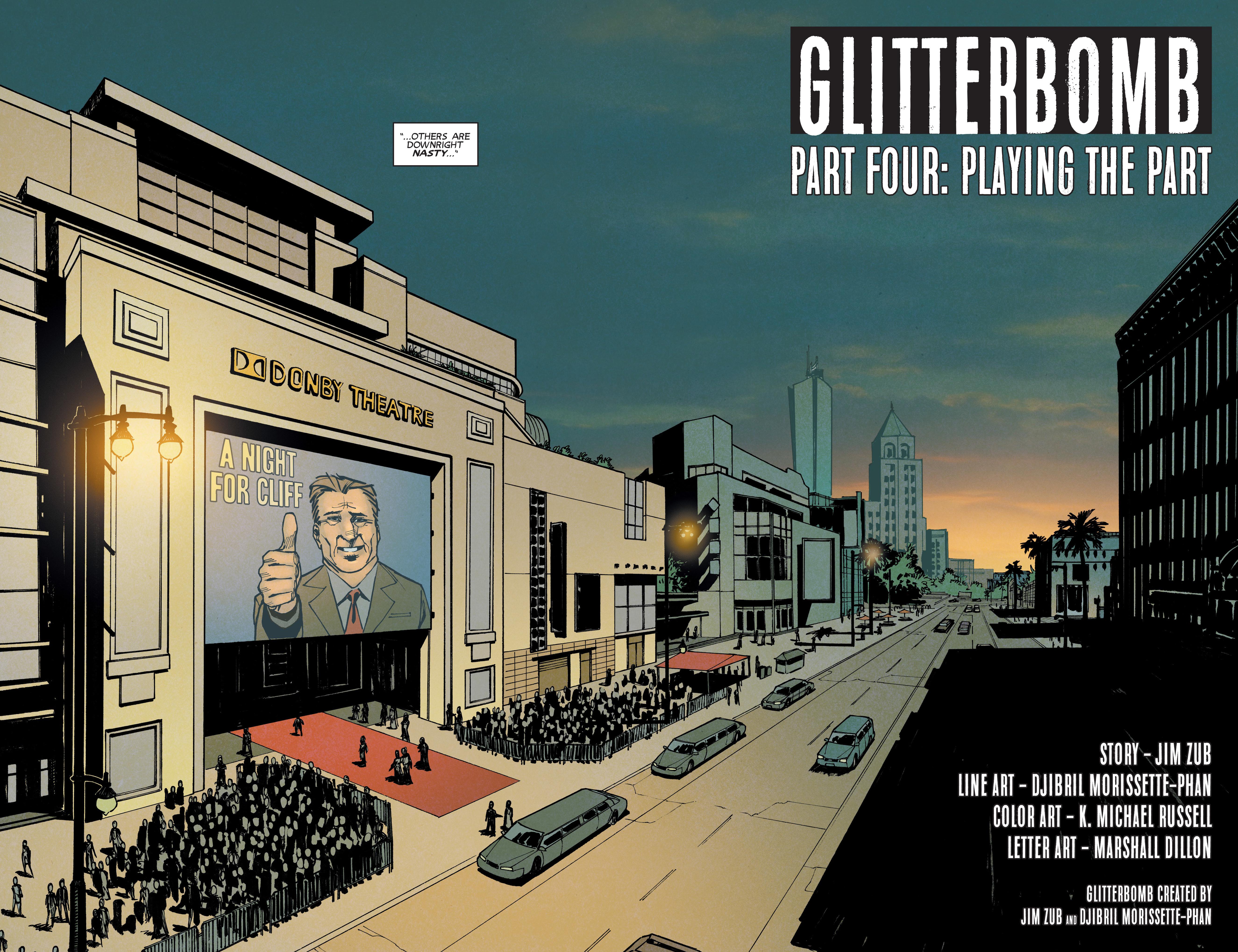 Read online Glitterbomb comic -  Issue #4 - 6