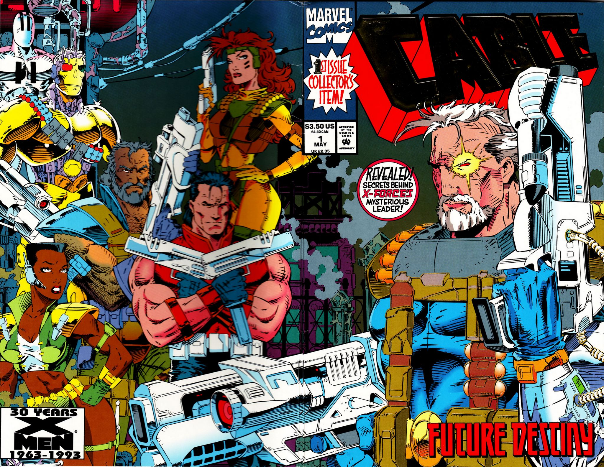 Cable (1993) 1 Page 1