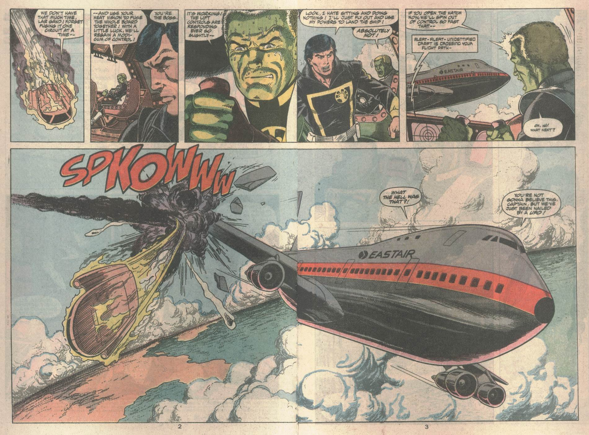 Adventures of Superman (1987) _Annual_2 Page 2