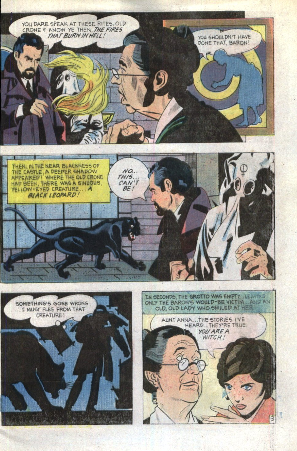 Read online Scary Tales comic -  Issue #26 - 5