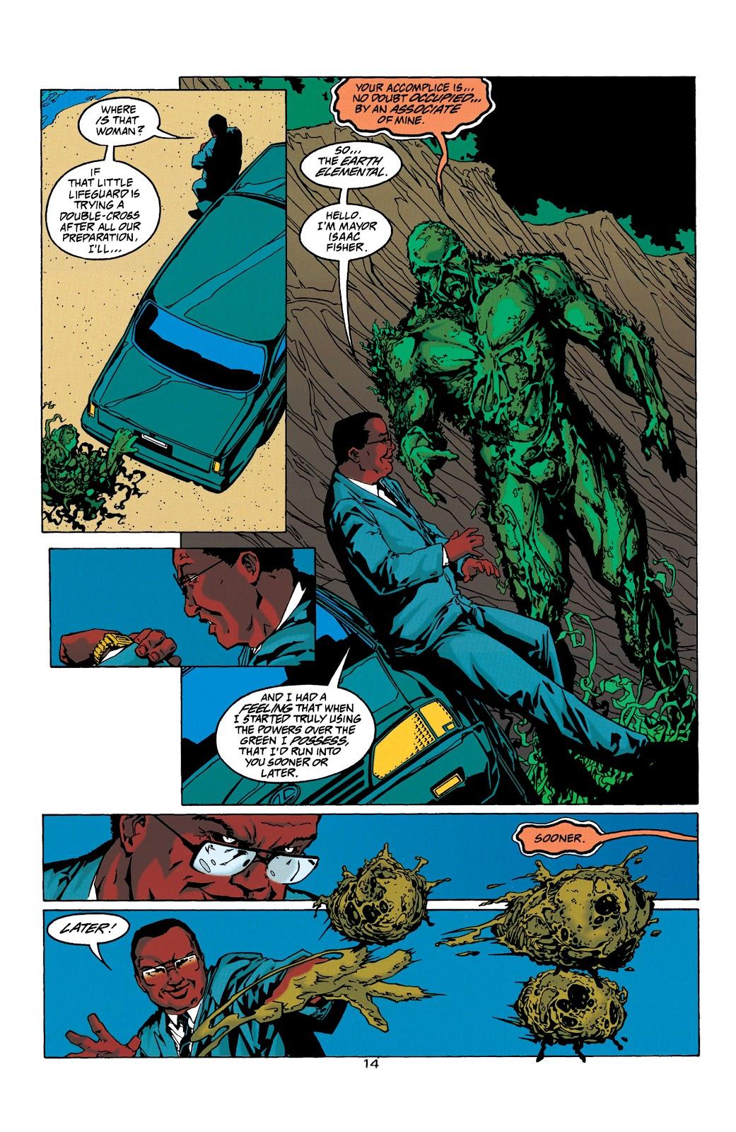 Aquaman (1994) Issue #32 #38 - English 14