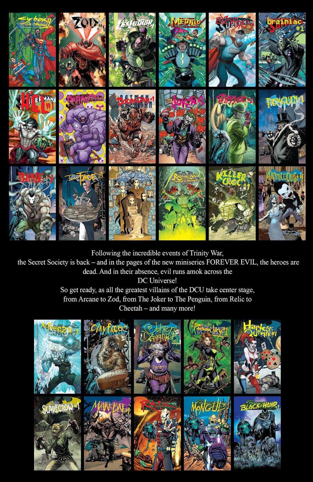 Batman (2011) Issue #23.1 #39 - English 20