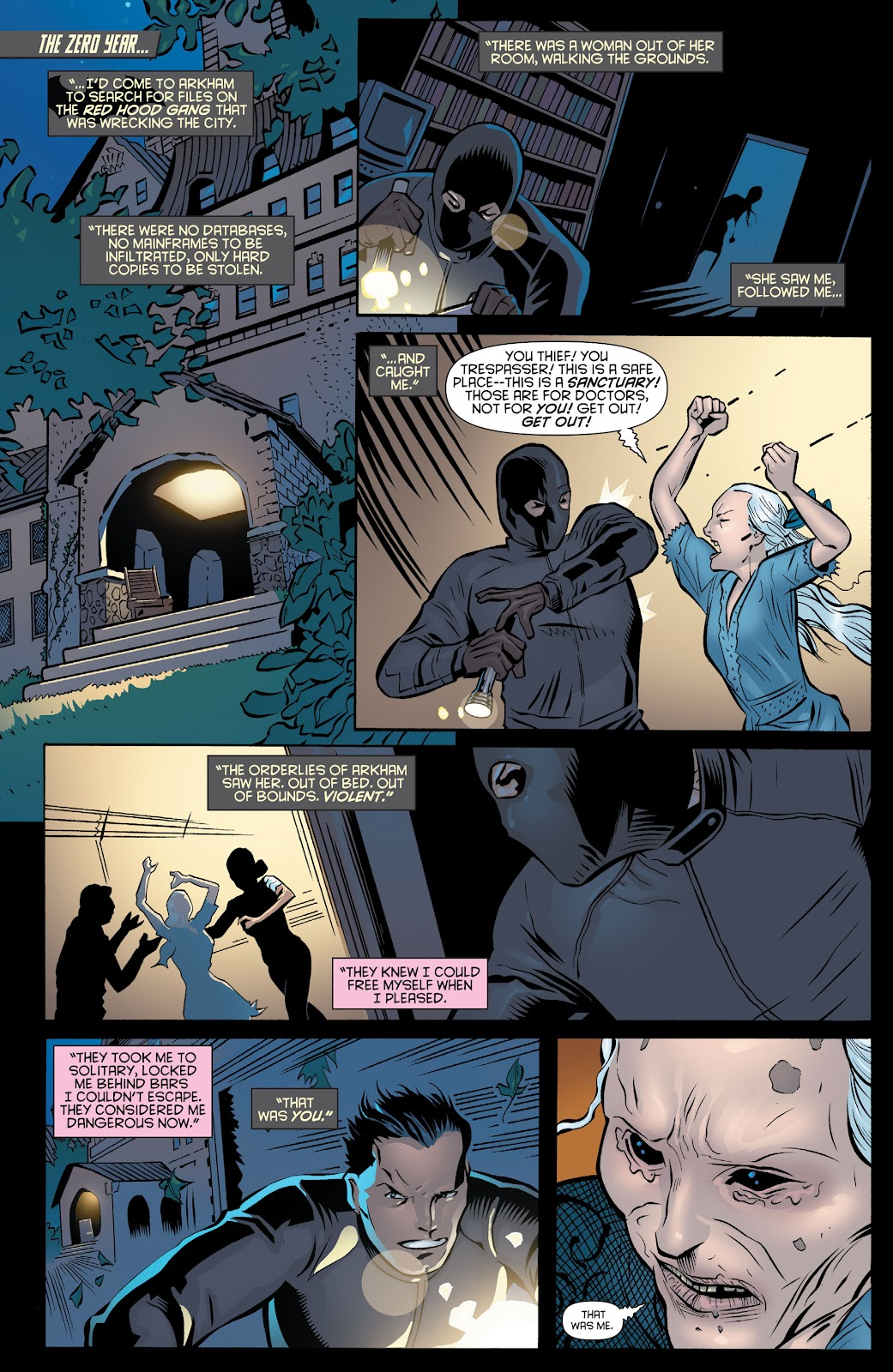 Batman (2011) _TPB 6 #6 - English 150