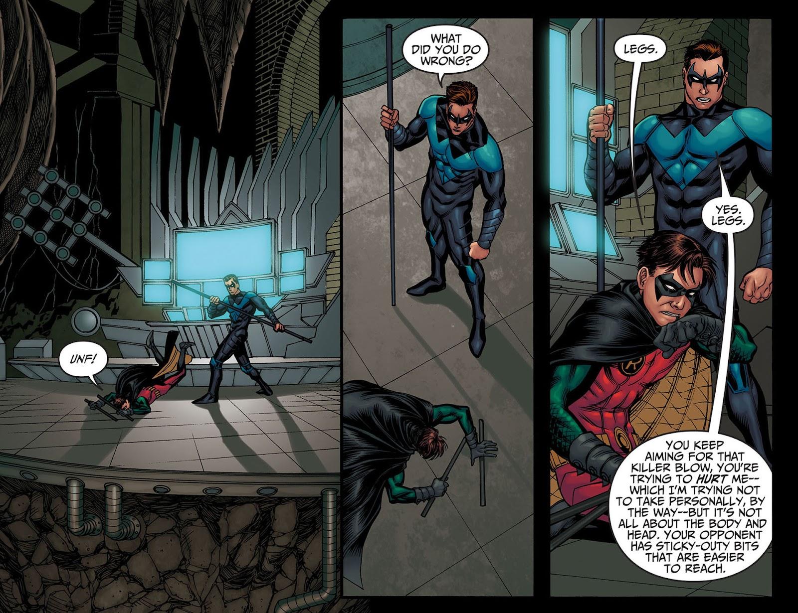 Injustice: Gods Among Us [I] Issue #10 #11 - English 3
