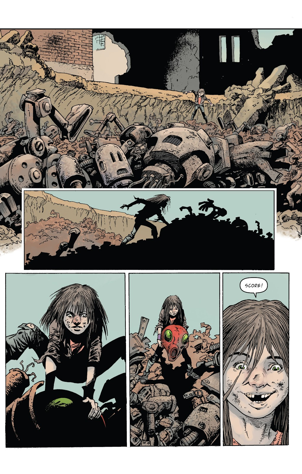 Zombies vs Robots (2015) Issue #1 Page 19