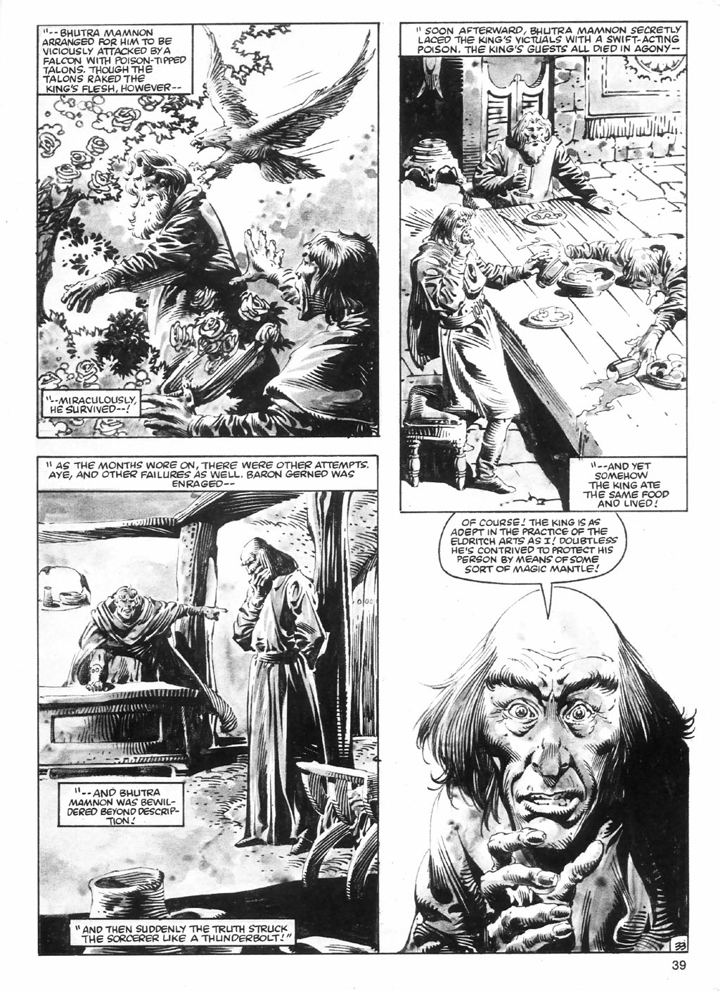 The Savage Sword Of Conan Issue #98 #99 - English 39