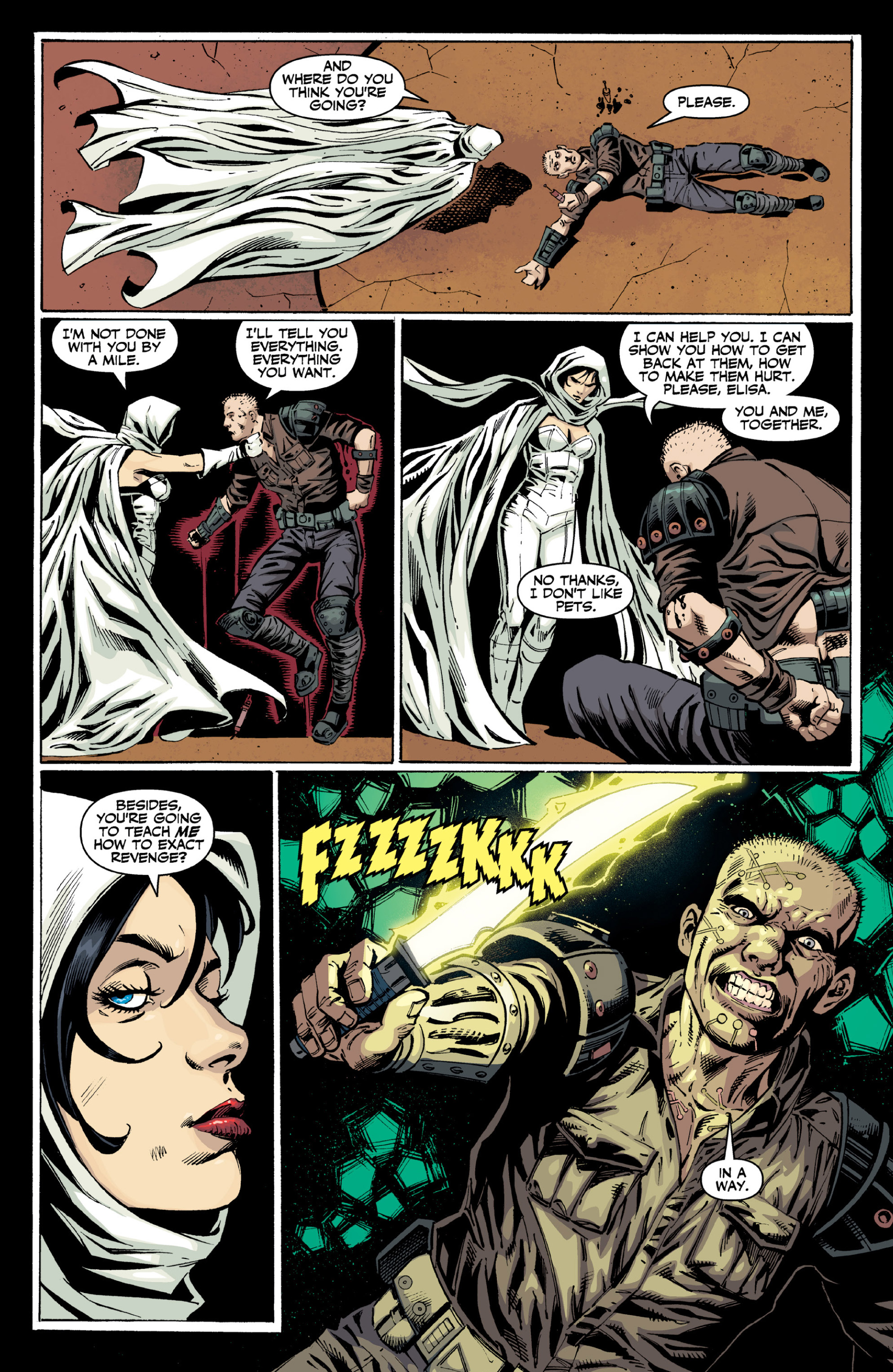 Read online Ghost (2013) comic -  Issue # TPB 2 - 94