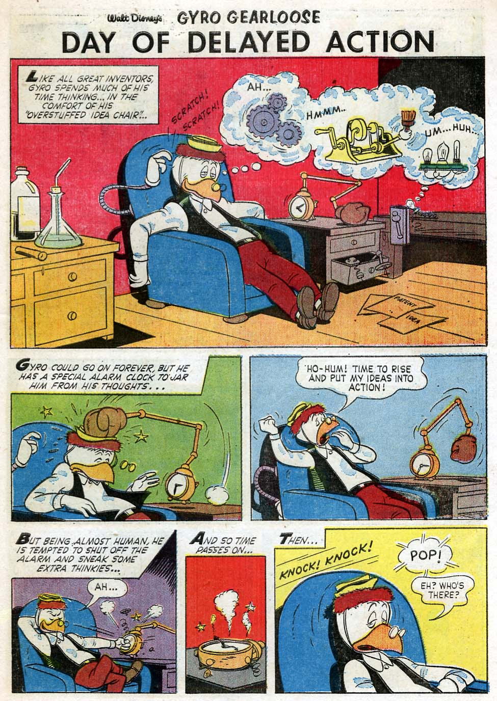 Uncle Scrooge (1953) Issue #45 #45 - English 27