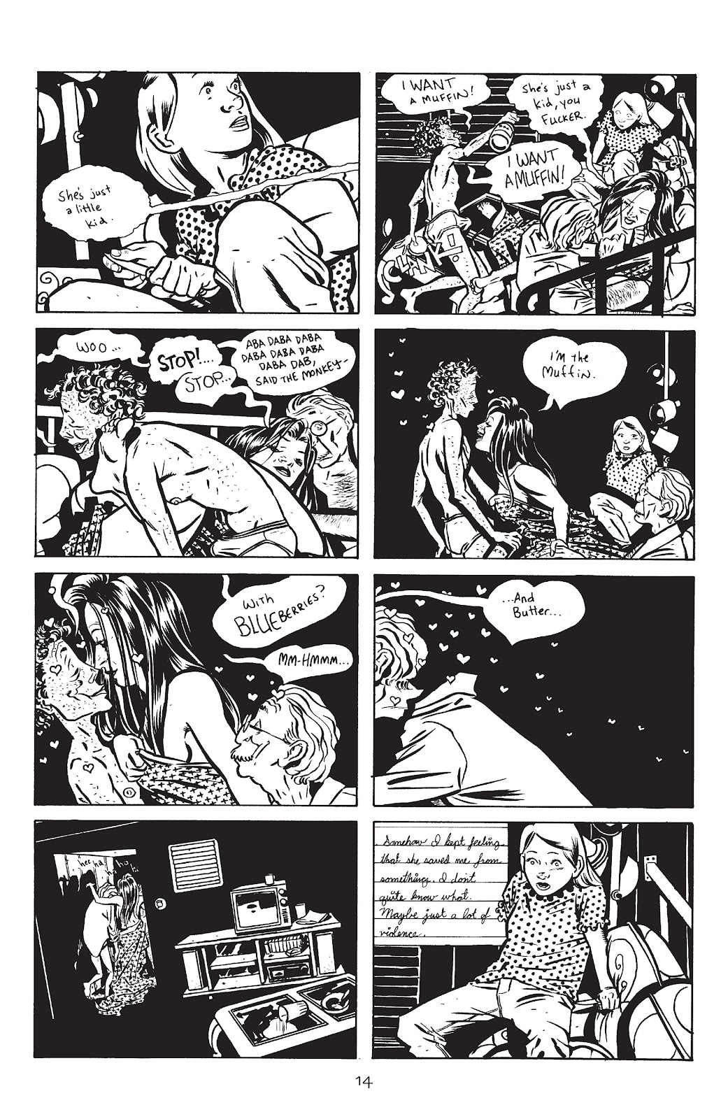 Stray Bullets Issue #13 #13 - English 16