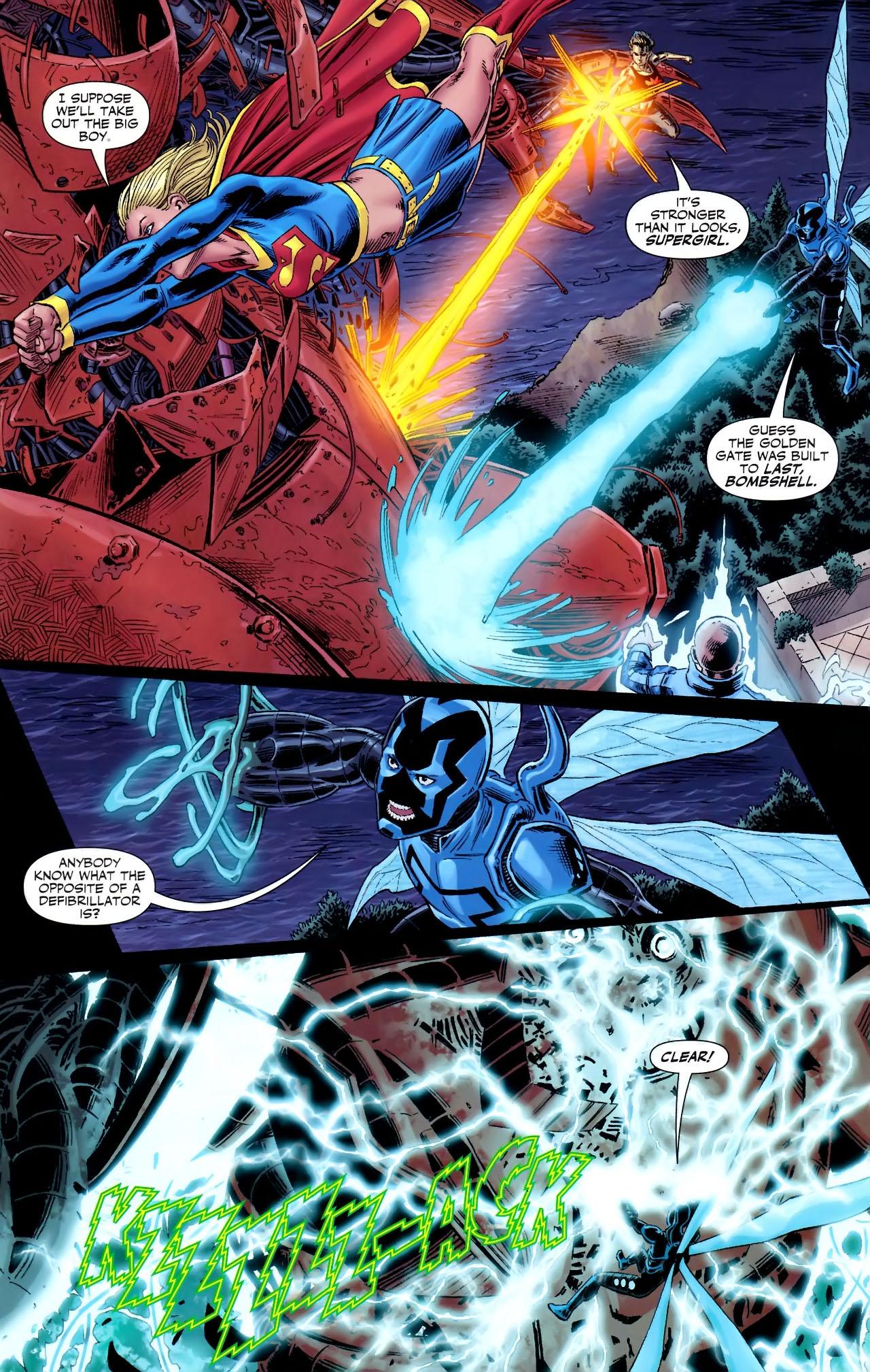 Teen Titans (2003) #100 #110 - English 5