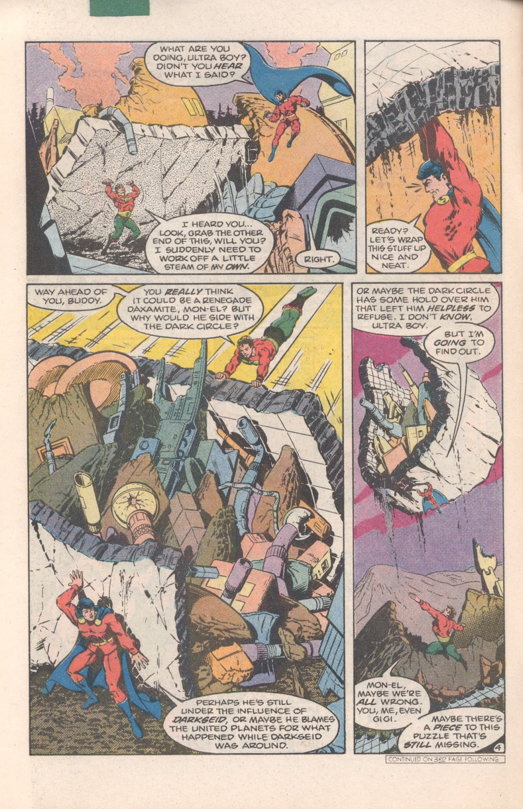 Tales of the Legion Issue #324 #11 - English 5