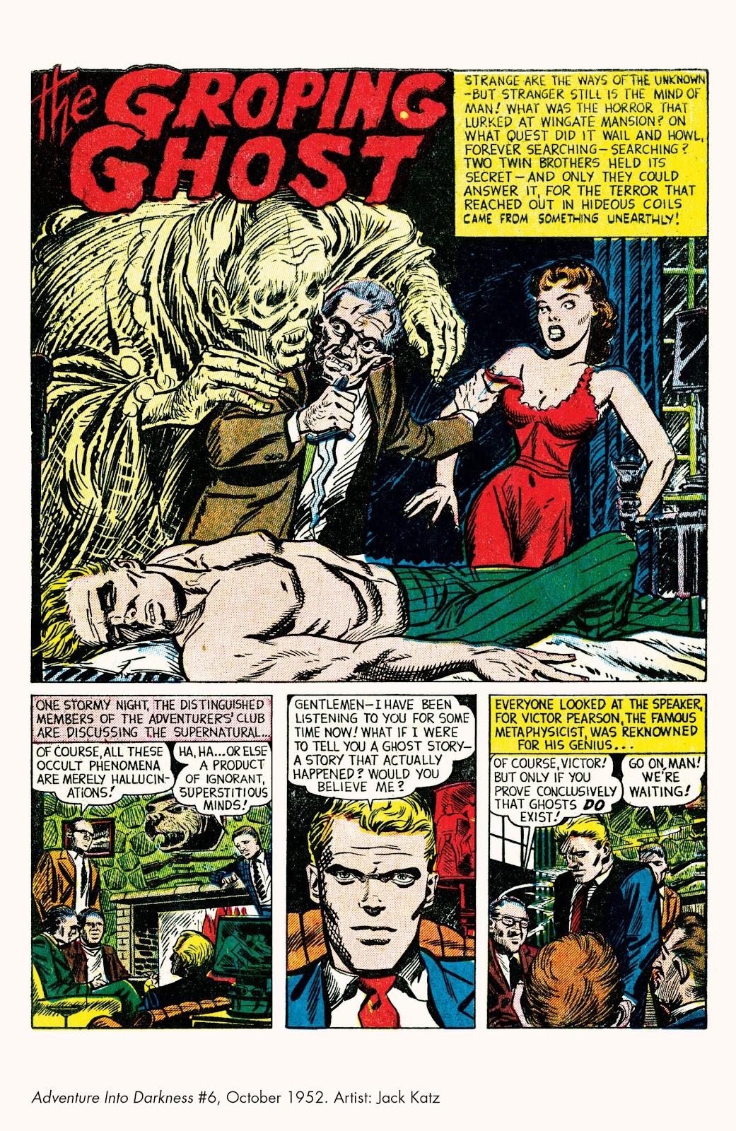 Haunted Horror Issue #4 #4 - English 33