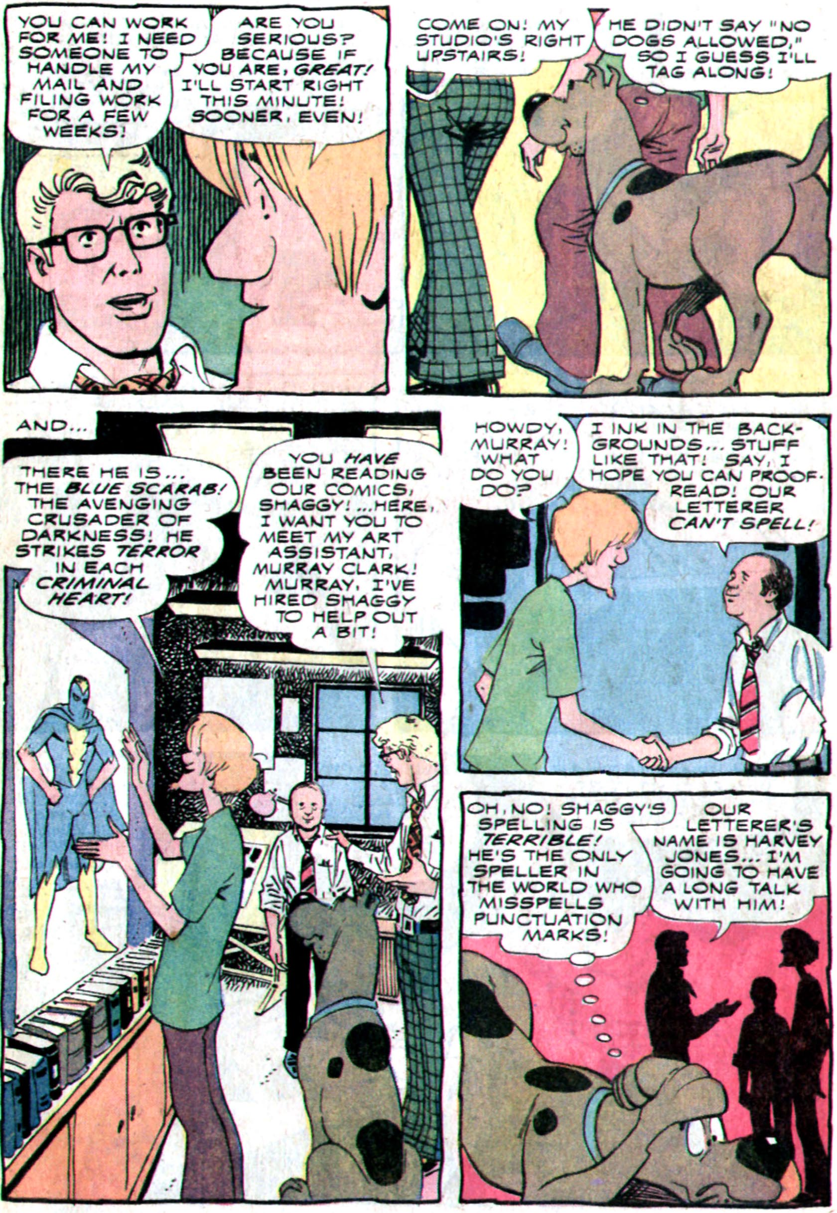 Read online Scooby-Doo... Mystery Comics comic -  Issue #24 - 5