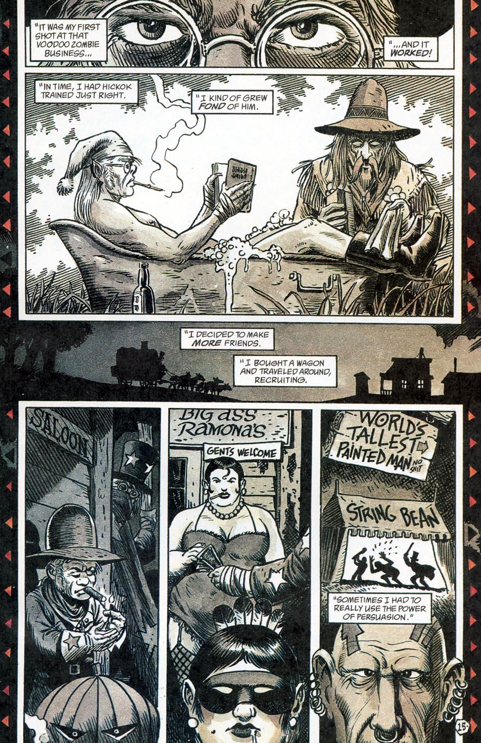 Jonah Hex: Two-Gun Mojo Issue #4 #4 - English 17