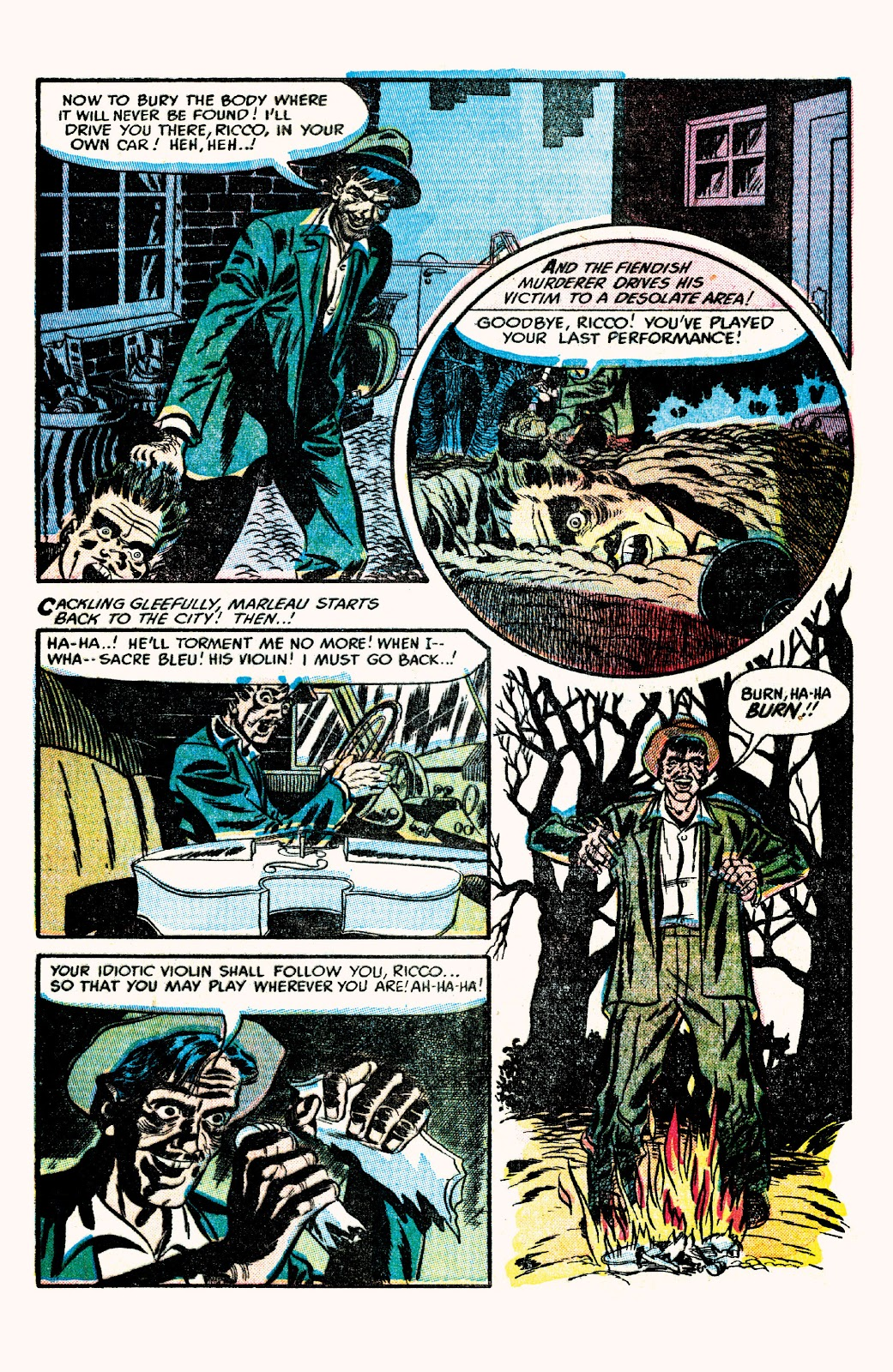 Haunted Horror Issue #20 #20 - English 18
