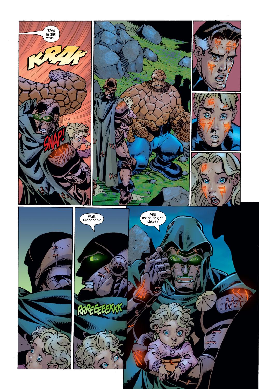 Fantastic Four (1998) #70 #74 - English 11