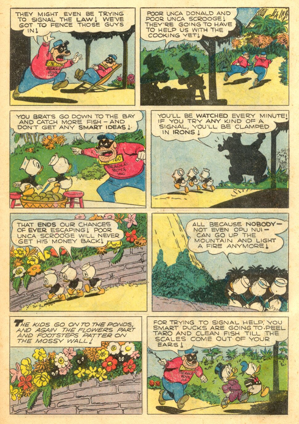 Uncle Scrooge (1953) Issue #4 #4 - English 29