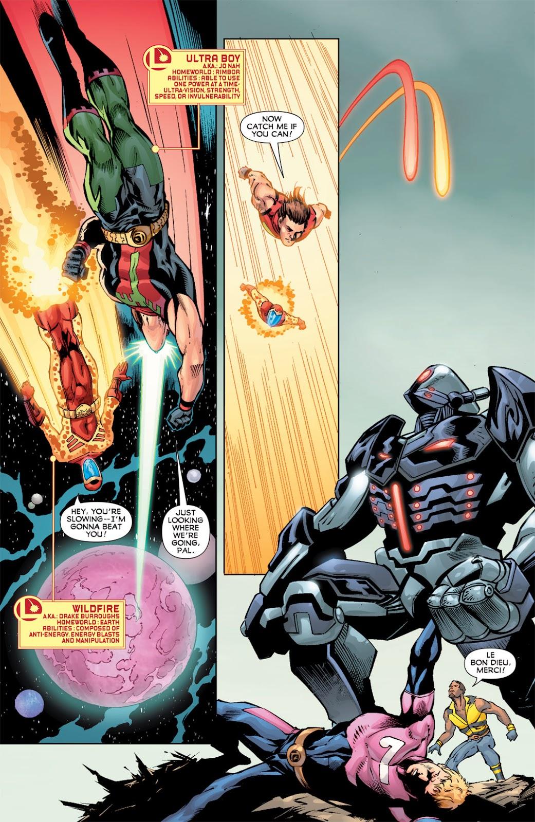 Legion of Super-Heroes (2010) Issue #13 #14 - English 18
