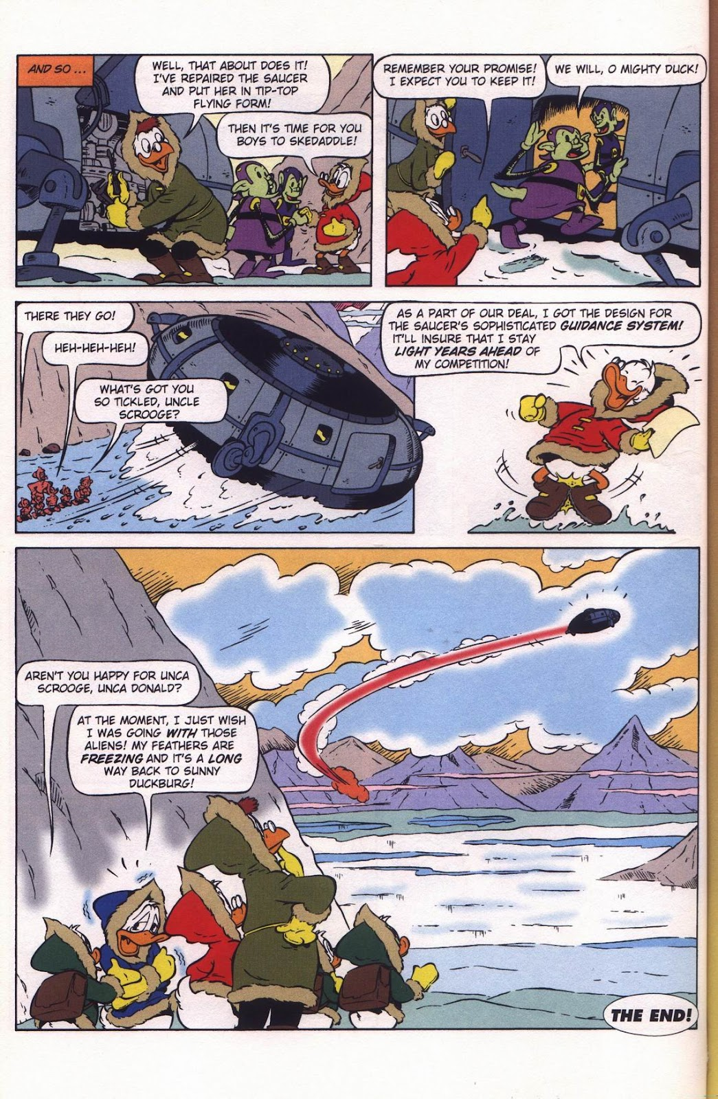 Uncle Scrooge (1953) Issue #312 #312 - English 46
