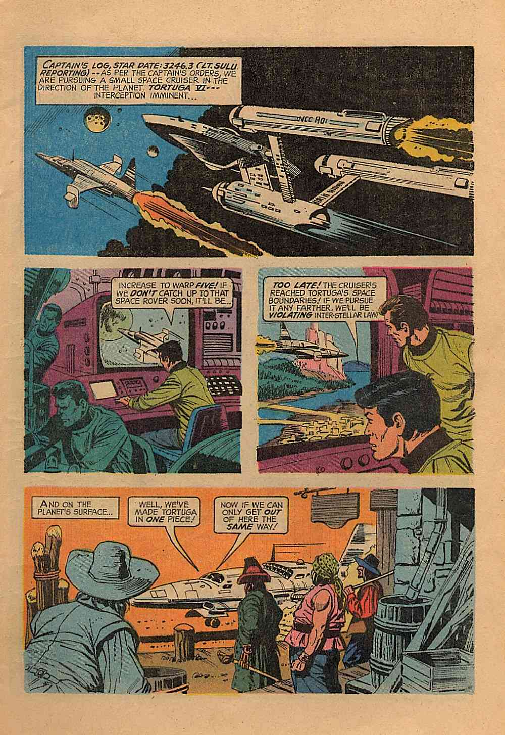Star Trek (1967) Issue #12 #12 - English 4