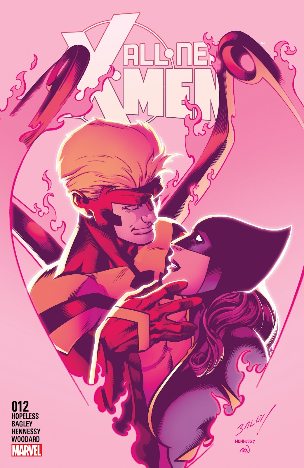 All-New X-Men (2016) Issue #12 #14 - English 1