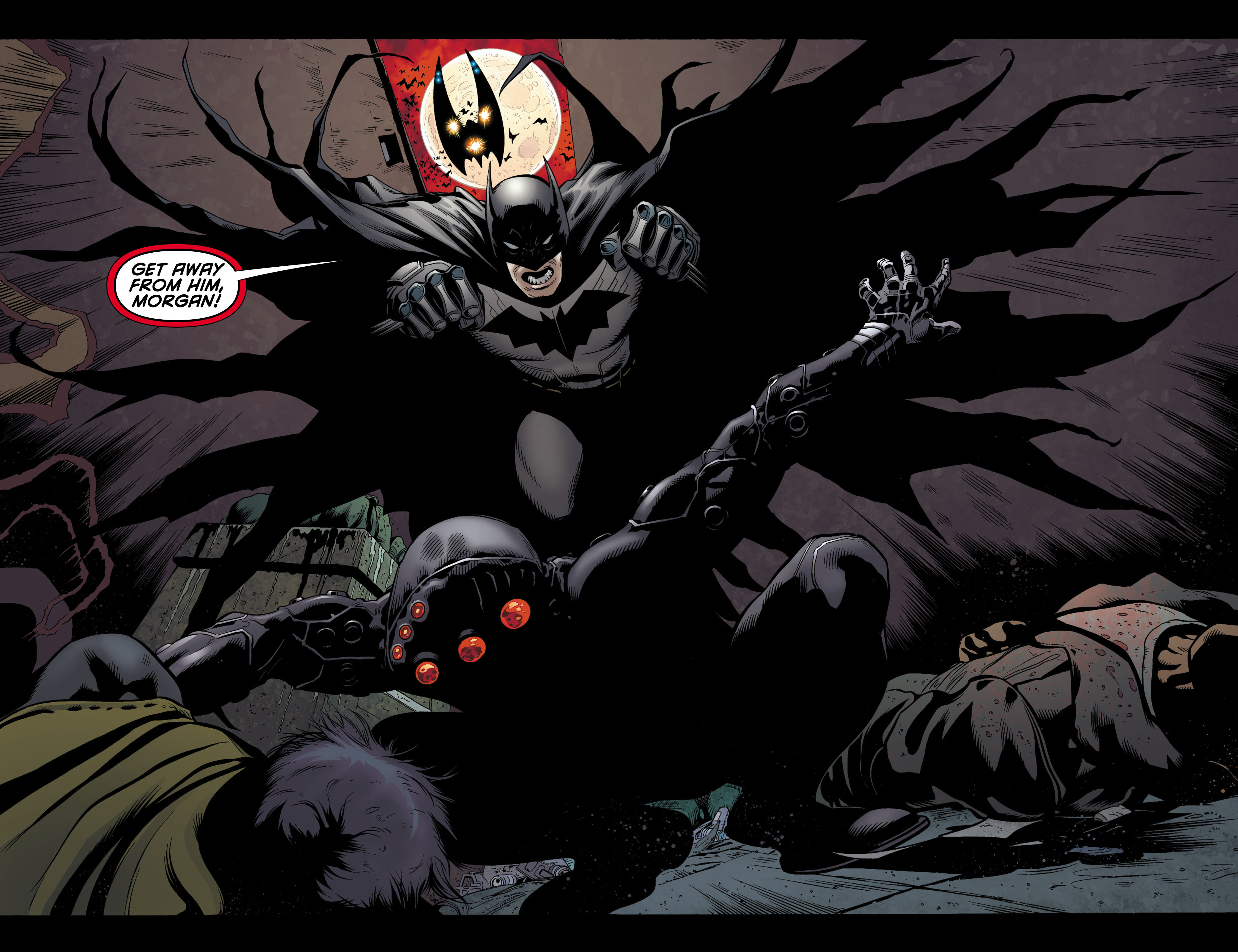 Batman and Robin (2011) chap 1 pic 62